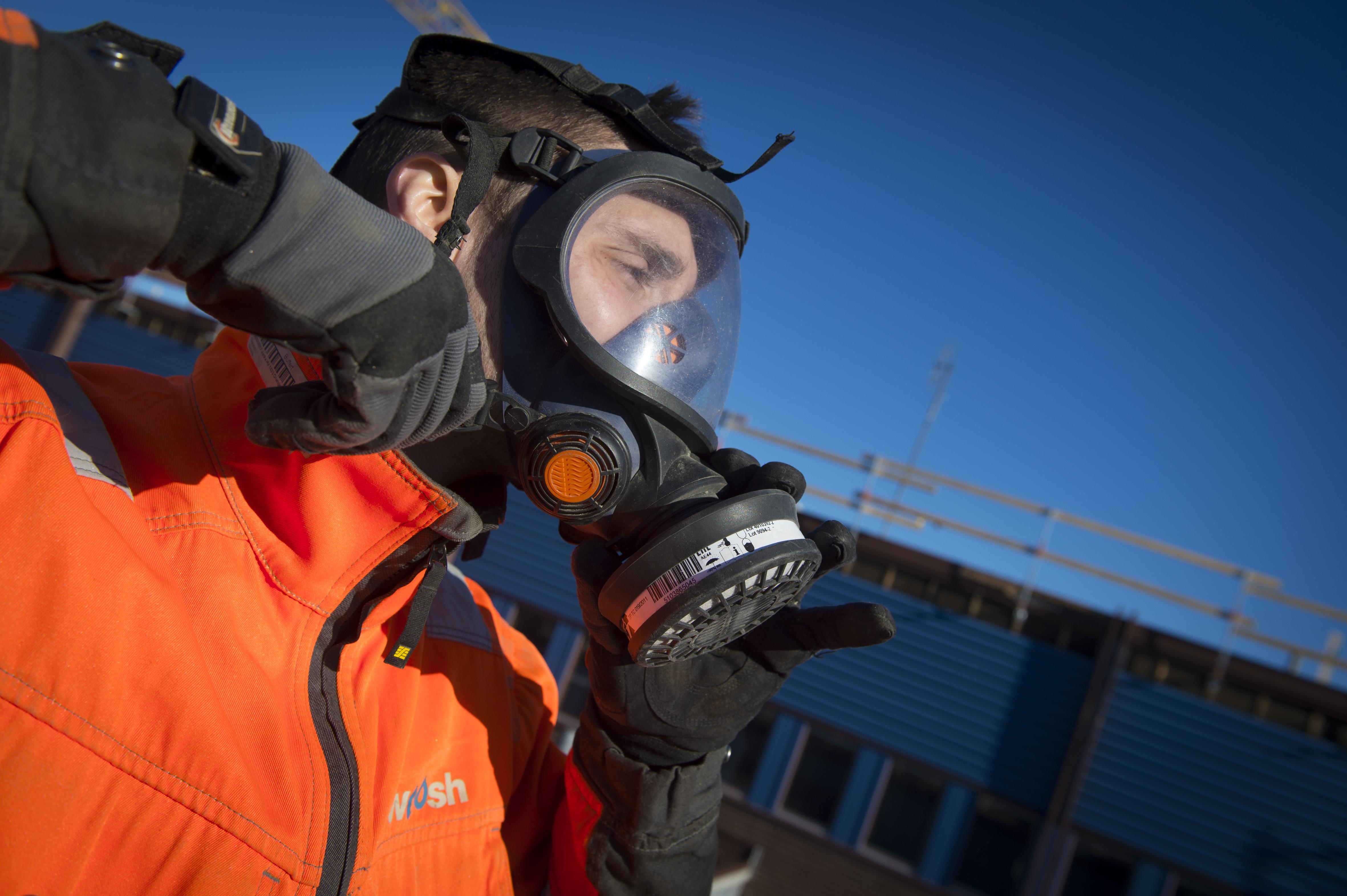 Swoosh på jobb i Umeå.