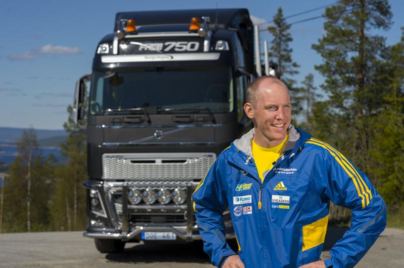 130525 StorumanVOLVO fh16 750 Björn FerryFoto: Patrick Trägårdh
